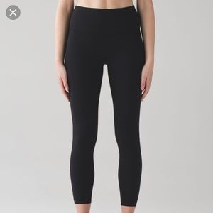 Lululemon Wunder Under Hi-Rise 7/8 Tight Luxtreme